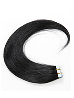 On Sale #1 Tape In Skin Human Hair Extensions Remy Human Hair 16inch-24inch Hair Weft No Tangle No Shed
