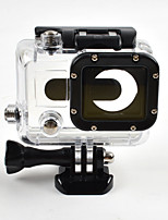 Gopro Accessories For Gopro Hero 3 Smooth Frame / Protective Case / Waterproof HousingUniversal