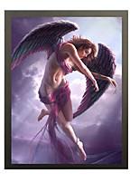 3D Lenticular Arts Angel Warriors