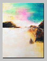Hand-Painted Abstract Oil Paintings On Canvas Modern Wall Art For Home Decoration With Stretched Frame Ready To Hang