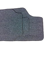 The New Ford Focus Mondeo Fiesta Wing Bo Maverick Dedicated Car Mats Flax