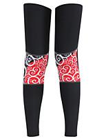 Leg Warmers/Knee Warmers Bike Breathable / Comfortable / Sunscreen Women's Black LYCRA®