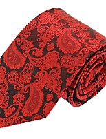 Men Vintage / Party / Work / Casual Neck TiePolyester