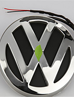para a Volkswagen do carro levou luz logotipo backlight