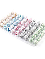 60pcs Small Size Kids Easter Egg Easter Dinosaur Animal Eggs Hatch Out Teaching Toy