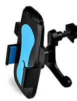 telefone móvel veículo titular ar condicionado porta de saída universal carro navegador GPS