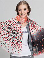 Alyzee  Women Acrylic ScarfFashionable Jewelry-B4045