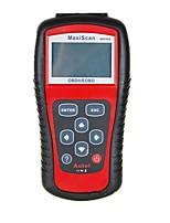 MaxiScan MS509 autel carro testador de viagem computador obd2 OBD II ferramenta de verificação