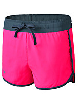 Running Baggy shorts Women's Breathable / Quick Dry / Compression / Comfortable Polyester Running Sports