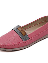 Women's Flats Spring / Summer / Fall Round Toe / Closed Toe / Flats  Casual Flat Heel Others  Walking
