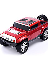 JKR  DS-580BT Hummer car model pickup truck Bluetooth Speaker Portable Speaker Bluetooth Handsfree Radio Speaker