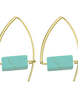Earring Geometric Jewelry Women Fashion / Bohemia Style Party / Daily / Casual Alloy 1 pair Gold KAYSHINE