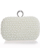 Women Imitation Pearl  Formal / Event/Party /Ring Wedding Evening Bag