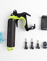 Accessori GoPro Boje / Impugnature / Clip / Accessori Kit Impermeabile / Tutto in uno / Conveniente / Regolabile / 3 in 1 / Galleggiante,