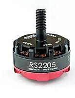 Geral Geral RC Emax RS2205-2300 Motores/Motors RC Quadrotor Preto Metal 1 Peça