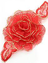 Ткань-В любом месте-Декоративные элементы(Красный)