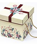 снэк упаковка коробка размер 20 * 20 * 20.5cm 2 упакованы для продажи