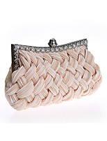 Women Sweet Lady Weaving Silk Wedding Bride /Evening Bag Lady /Hand bag/Clutch