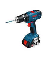 GSB18-2-LI Rechargeable Lithium Reverse Rotation Speed Impact Drill (two Electric Charge 2.0Ah)