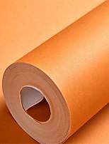Однотонный Обои Для дома Люкс Облицовка стен , Нетканый материал материал Клей требуется обои , номер Wallcovering