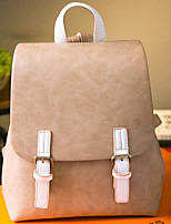 Women PU Casual / Outdoor / Shopping Backpack White / Red / Gray / Black