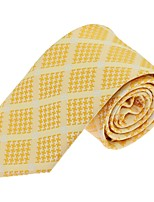 Classic Polyester Silk Casual Men Necktie Tie Wedding Party