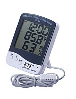Electronic Hygrometer Indoor Temperature And Humidity Table