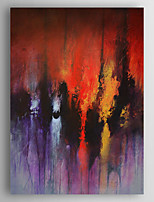 Oil Painting Abstract Hand Painted Canvas Painting with Stretched Framed Ready to Hang