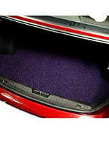 bobina de fio tapete do carro de microfibra carro couro jet protecção do ambiente volta pad