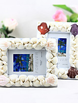 2PCS Original Europea-Style Cozy Holiday Gift Random Color Family Bureaux Counter Decorations Photo Frame
