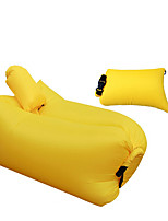 Voyage Sofa Gonflable Repos de Voyage Etanche / Pliable Polyester