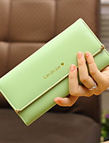 The New Summer Students Love Korean Fashion Hand Bag Seventy Percent Off Large Capacity Card Package Wallet Tide