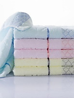 Cotton Towels Water Cube Square Towels For Children