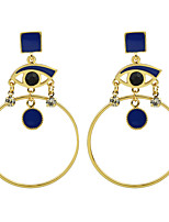 Earring Others Jewelry Women Fashion Party / Daily / Casual Alloy 1 pair Gold KAYSHINE