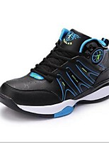 Men's Athletic Shoes Spring /  Winter Flats Synthetic Athletic Flat Heel Others Blue / Red / Royal Blue Basketball
