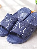 Men's Slippers & Flip-Flops Summer Slingback PVC Casual Flat Heel Others Black / Blue / Gray Others