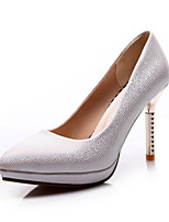 Women's Heels Spring / Summer / Fall Basic Pump / Comfort Glitter Wedding /  Party & Evening / Dress / CasualStiletto
