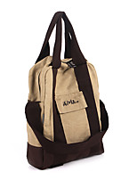 Unisex Vintage Canvas Messenger Bag Travel Military Handbag Shoulder Book Bag
