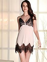 Girl & Nice® Da donna Nylon Con giarrettiere-MD7676