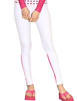 Sport Damen Strumpfhosen/Lange Radhose / Unten Taucheranzug UV-resistant / Sanft / Sonnenschutz Dive Skins Under 1.5 mm WeißS / M / L /