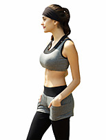 Running Clothing Sets/Suits Women's Sleeveless Breathable / Sweat-wicking Polyester / ElastaneYoga / Pilates / Climbing