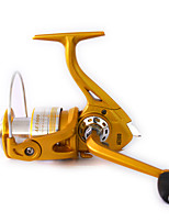 Fishing Reels Spinning Reels 5.21 13 Ball Bearings Exchangable General Fishing-AE1000