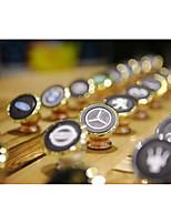 24K Metal Mobile Phone Holder /360 Multifunctional Suction Type Strong Magnetic Magnet Logo Bracket