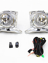 12-15 Rand Brutal Luze Front Fog Lamp Fog Lamp Assembly LC200 Halogen Lamp Light Yellow Fog Lamp Set