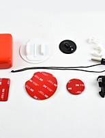 Accesorios GoPro Fijaciones Adhesivas / Adhesivo / Accesorios Kit Todo en Uno / Conveniente / Flotante / Múltiples Funciones, Para-Cámara
