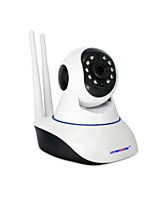 Strongshine@ 960P HD Max SD/TF Card Support 64GB IR-cut Day Night P2P Wireless PTZ Indoor IP WiFI Camera