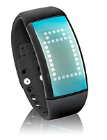 Smart Sports Bracelet Healthy Sleep Monitoring 3D Motion Tracking Calories Pedometer