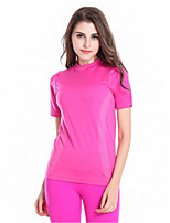 Sports® Cycling Jersey Women's Short Sleeve Breathable / Comfortable / Sunscreen Bike Clothing Sets/Suits Nylon / Chinlon Classic Summer