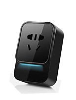 # Sans-Fil Others Smart usb socket Noir