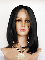 Malaysian Hair Top Quality Straight Human Hair Full Lace Wigs  Human Hair Lace Wigs For Women